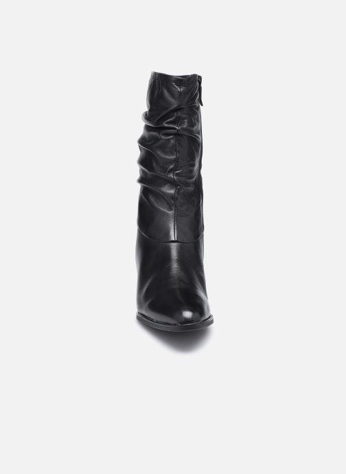 Stiefel Tamaris Freya schwarz schuhe getragen