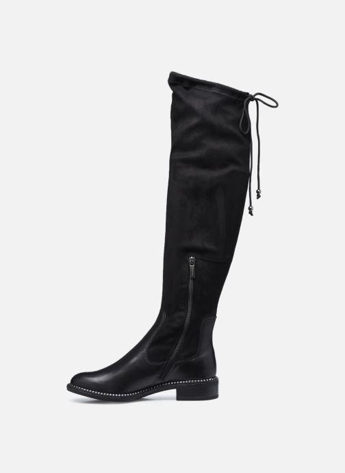 Stiefel Tamaris Cerise schwarz ansicht von vorne