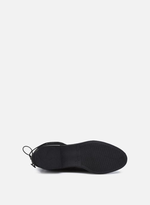 Stiefel Tamaris Cerise schwarz ansicht von oben