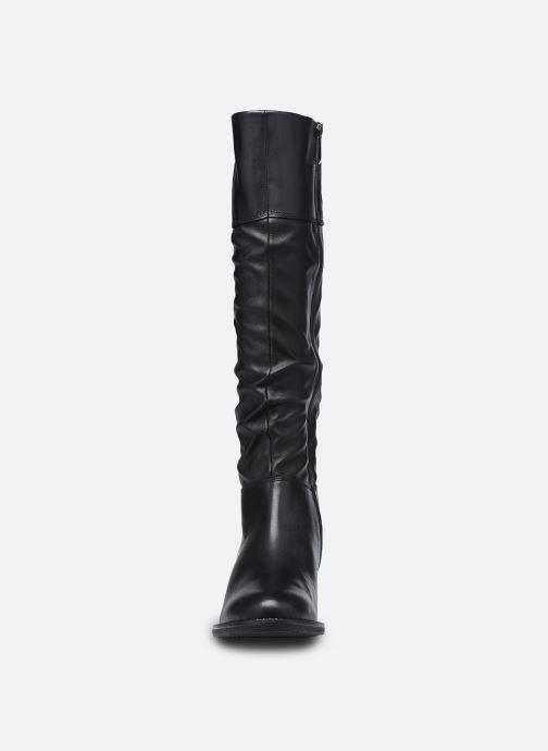 Bottes Tamaris Alexane Noir vue portées chaussures