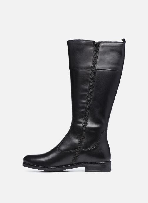 Stiefel Tamaris Amance schwarz ansicht von vorne