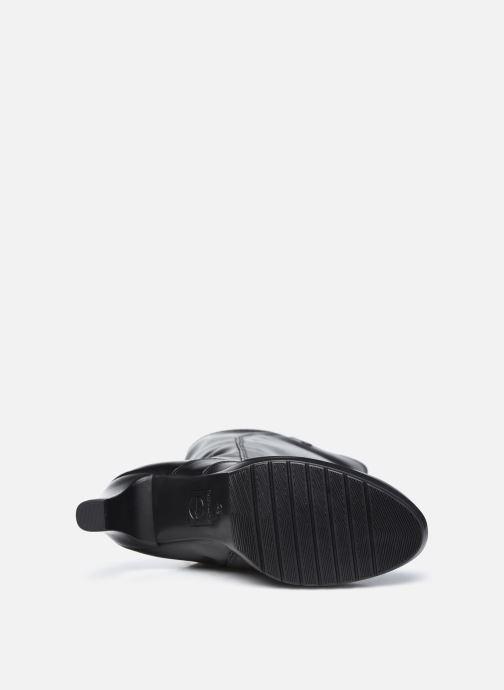 Stiefel Tamaris Nola schwarz ansicht von oben