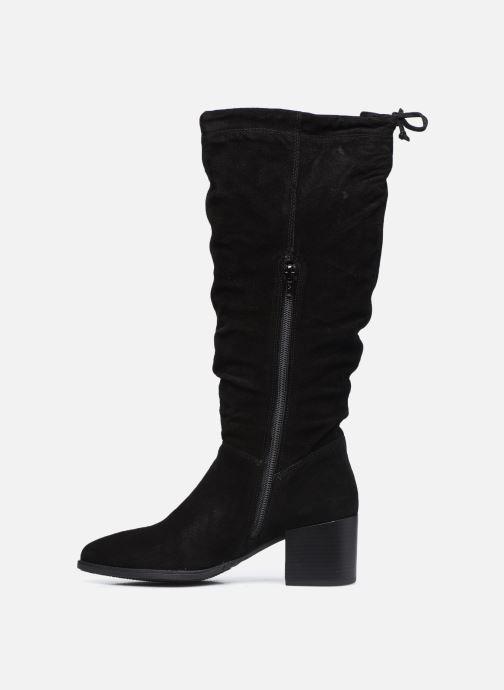Stiefel Tamaris Kimya schwarz ansicht von vorne