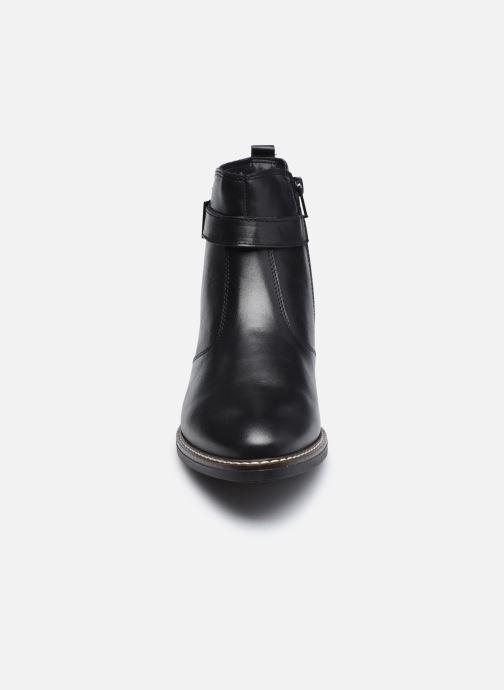 Stiefeletten & Boots Tamaris Eléa schwarz schuhe getragen
