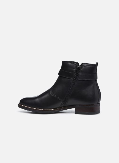 Stiefeletten & Boots Tamaris Eléa schwarz ansicht von vorne
