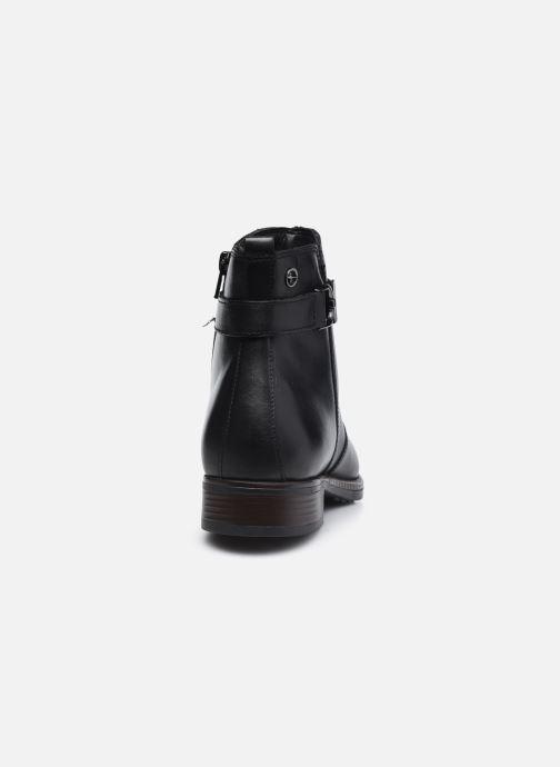 Stiefeletten & Boots Tamaris Eléa schwarz ansicht von rechts