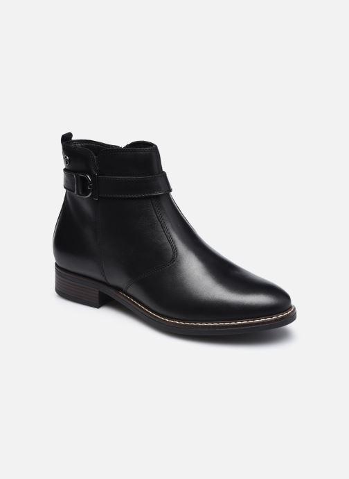 Bottines et boots Tamaris Eléa Noir vue détail/paire