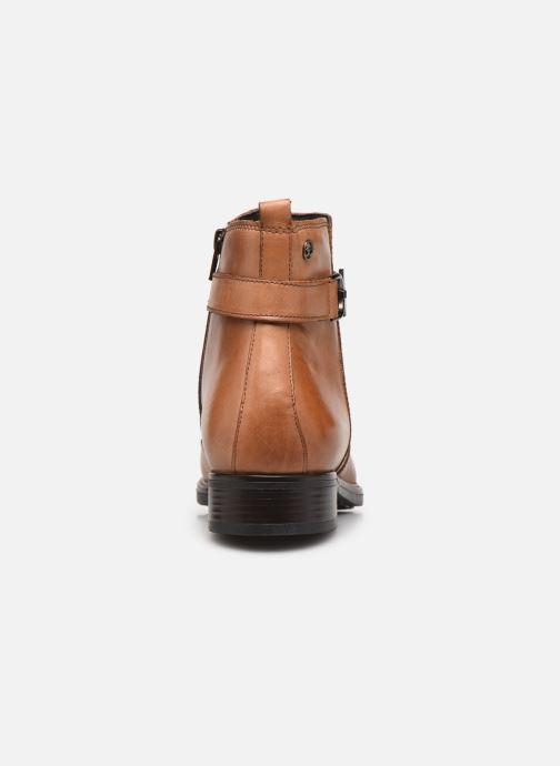 Bottines et boots Tamaris Eléa Marron vue droite
