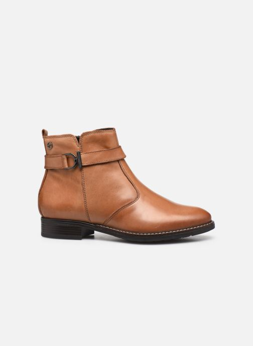 Stiefeletten & Boots Tamaris Eléa braun ansicht von hinten