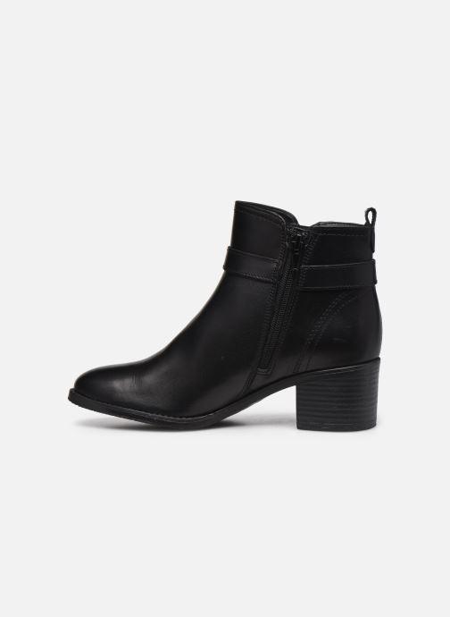 Stiefeletten & Boots Tamaris Tessa schwarz ansicht von vorne