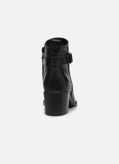 Stiefeletten & Boots Tamaris Tessa schwarz ansicht von rechts