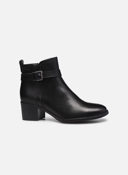 Stiefeletten & Boots Tamaris Tessa schwarz ansicht von hinten