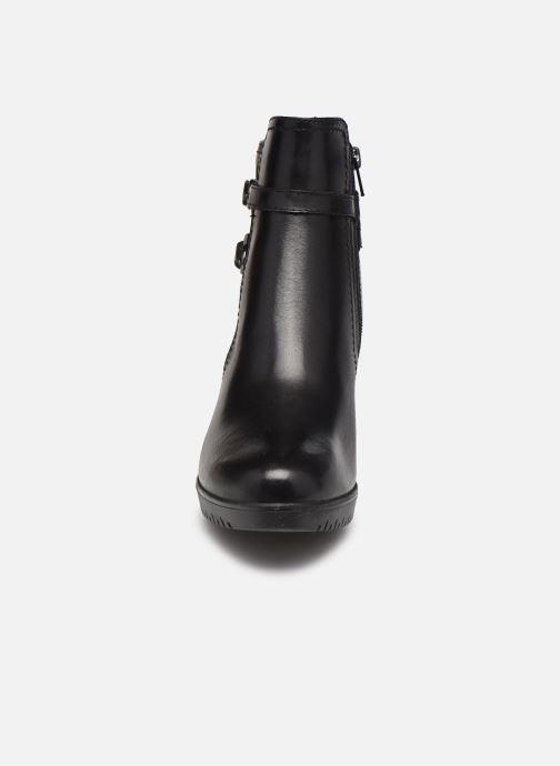 Bottines et boots Tamaris Nevan Noir vue portées chaussures