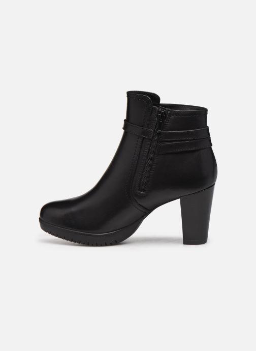 Bottines et boots Tamaris Nevan Noir vue face