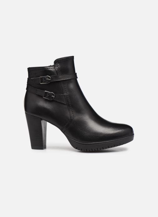 Stiefeletten & Boots Tamaris Nevan schwarz ansicht von hinten