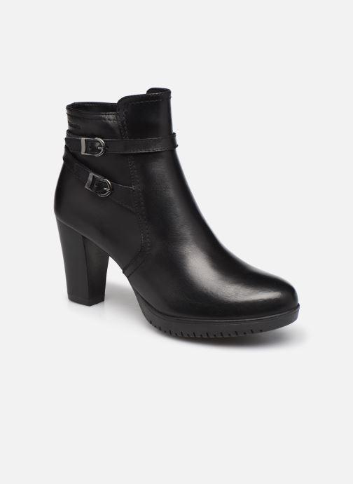 Boots en enkellaarsjes Tamaris Nevan Zwart detail
