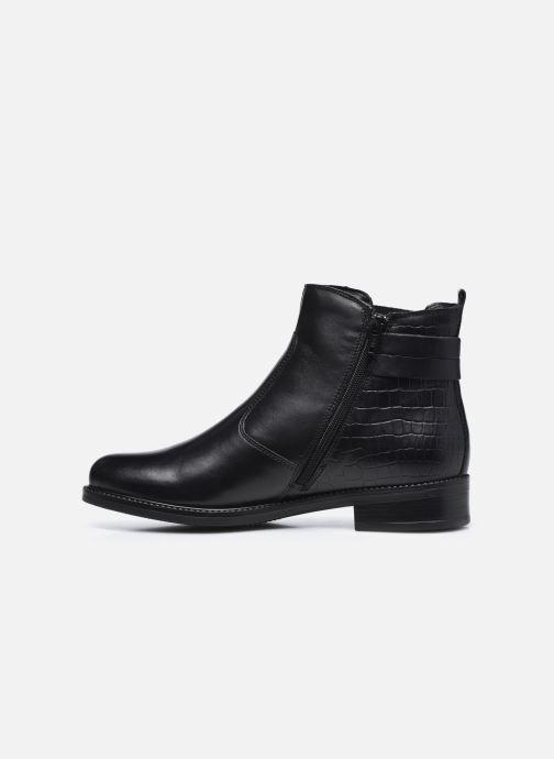 Bottines et boots Tamaris Gloria Noir vue face