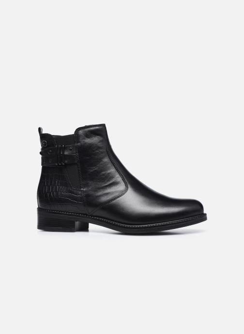 Bottines et boots Tamaris Gloria Noir vue derrière