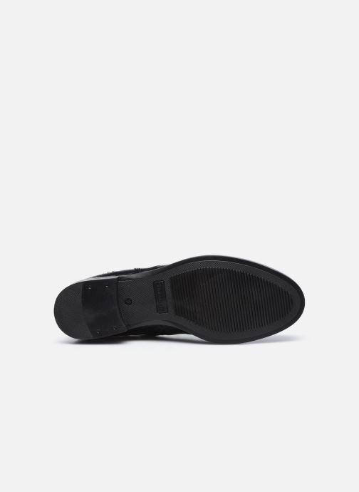 Bottines et boots Tamaris Gloria Noir vue haut