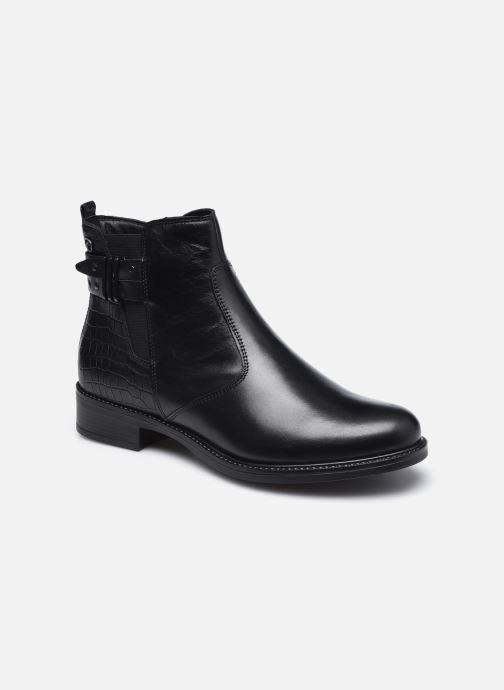 Bottines et boots Tamaris Gloria Noir vue détail/paire