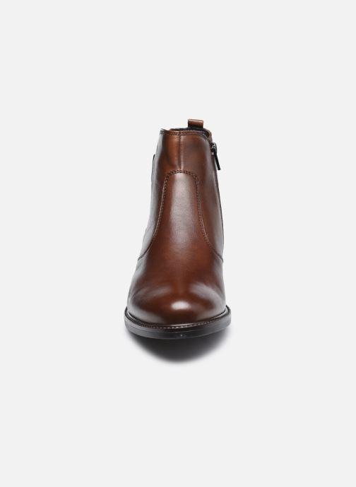 Bottines et boots Tamaris Gloria Marron vue portées chaussures