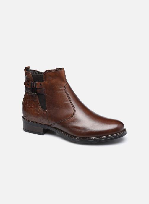 Bottines et boots Tamaris Gloria Marron vue détail/paire