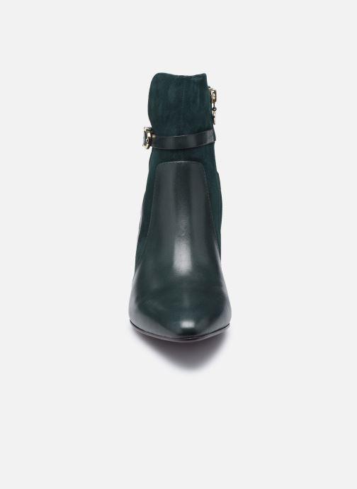 Bottines et boots Tamaris Isra Vert vue portées chaussures