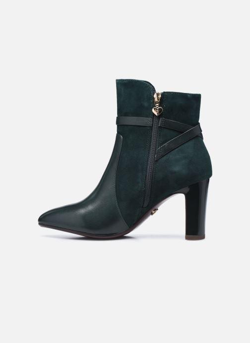 Stiefeletten & Boots Tamaris Isra grün ansicht von vorne
