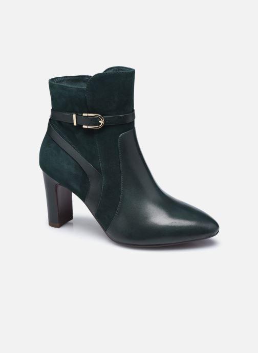 Bottines et boots Tamaris Isra Vert vue détail/paire