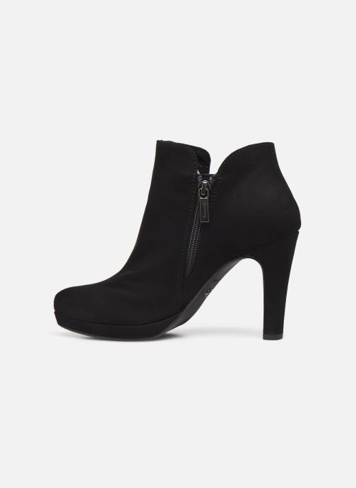 Bottines et boots Tamaris Cleophee Noir vue face