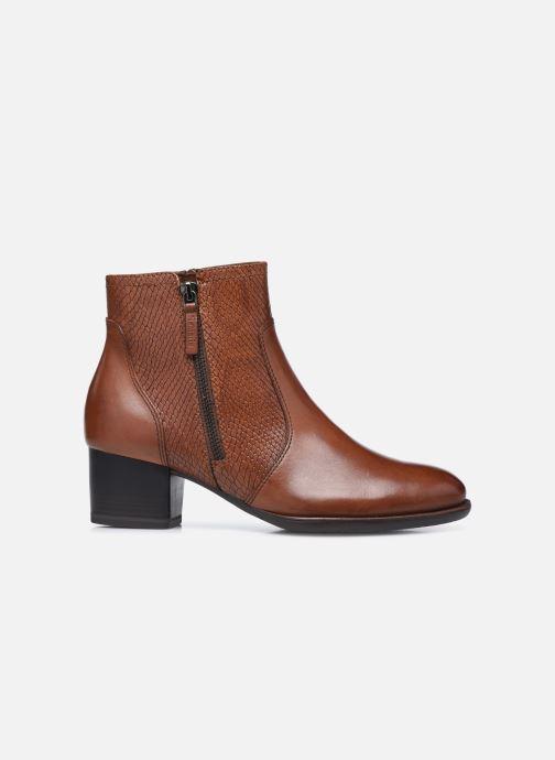 Stiefeletten & Boots Tamaris Ranya braun ansicht von hinten