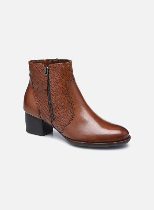Bottines et boots Tamaris Ranya Marron vue détail/paire