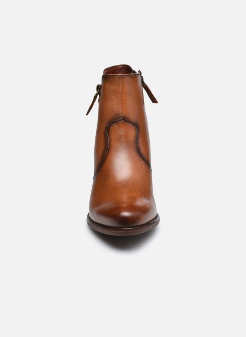 Bottines et boots Tamaris Billie Marron vue portées chaussures