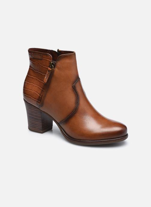 Bottines et boots Tamaris Billie Marron vue détail/paire