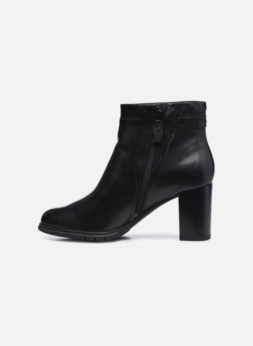 Bottines et boots Tamaris Wila Noir vue face