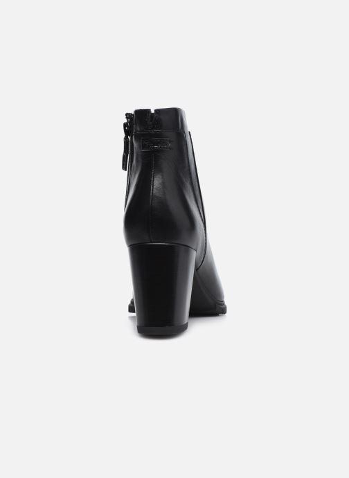 Bottines et boots Tamaris Wila Noir vue droite