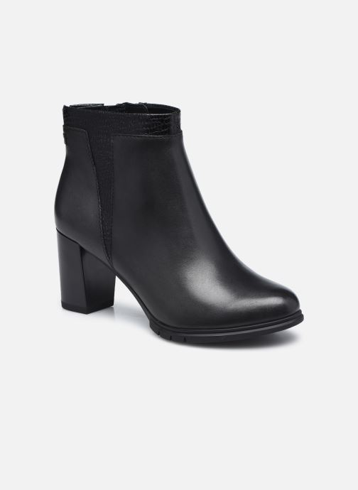 Bottines et boots Tamaris Wila Noir vue détail/paire