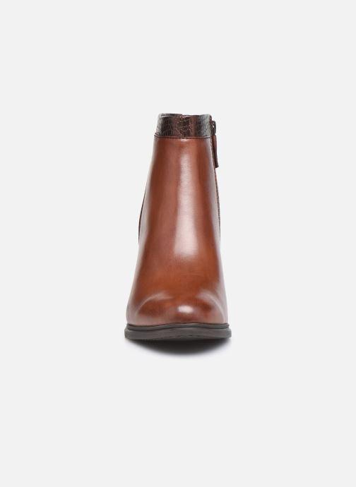 Bottines et boots Tamaris Wila Marron vue portées chaussures