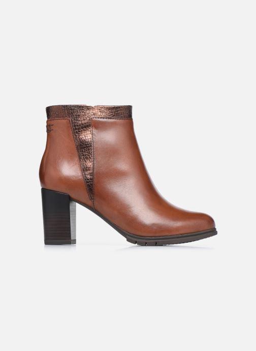 Bottines et boots Tamaris Wila Marron vue derrière