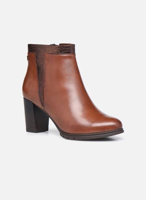 Bottines et boots Tamaris Wila Marron vue détail/paire