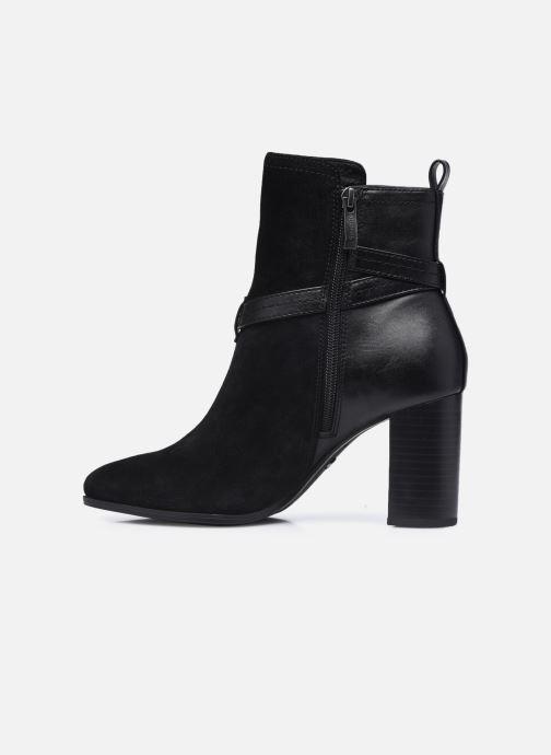 Stiefeletten & Boots Tamaris Darie schwarz ansicht von vorne
