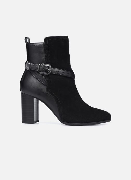 Stiefeletten & Boots Tamaris Darie schwarz ansicht von hinten