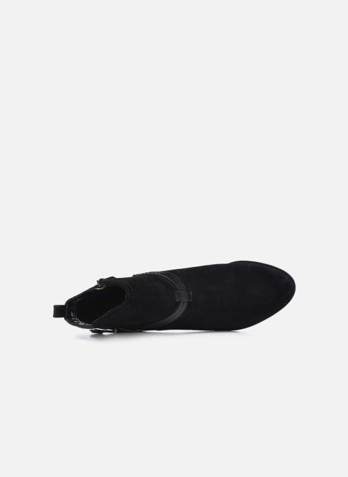 Stiefeletten & Boots Tamaris Darie schwarz ansicht von links