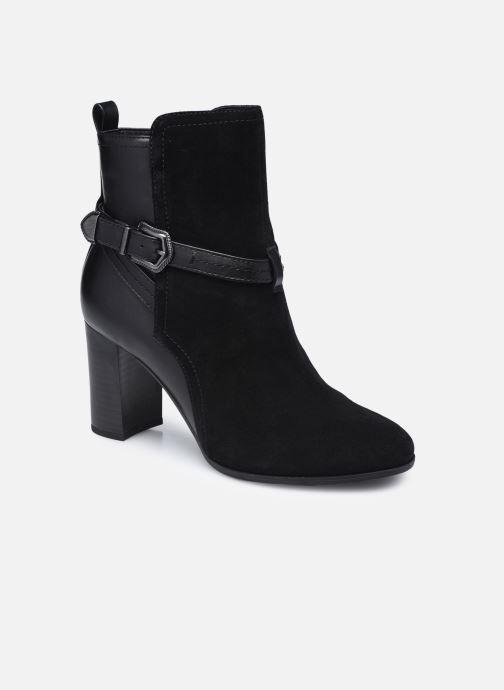 Bottines et boots Tamaris Darie Noir vue détail/paire