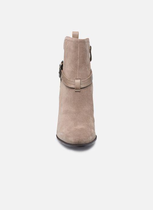Stiefeletten & Boots Tamaris Darie braun schuhe getragen