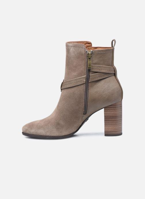 Stiefeletten & Boots Tamaris Darie braun ansicht von vorne