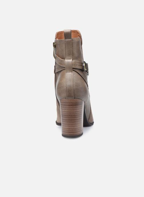 Stiefeletten & Boots Tamaris Darie braun ansicht von rechts