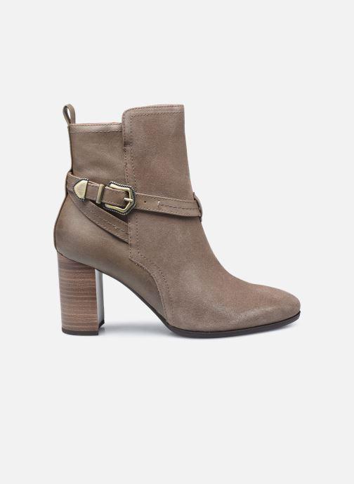 Stiefeletten & Boots Tamaris Darie braun ansicht von hinten