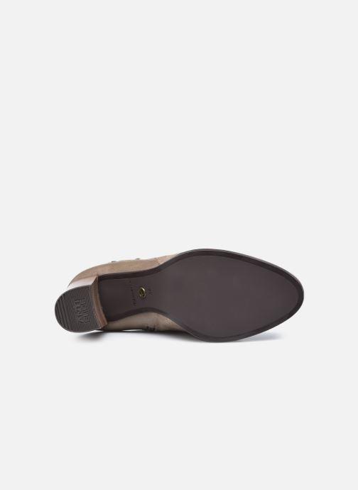 Stiefeletten & Boots Tamaris Darie braun ansicht von oben