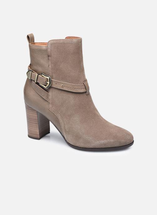 Bottines et boots Tamaris Darie Marron vue détail/paire